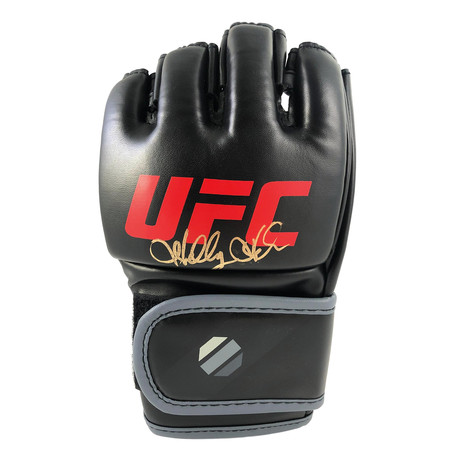 Holly Holm // Autographed UFC Glove