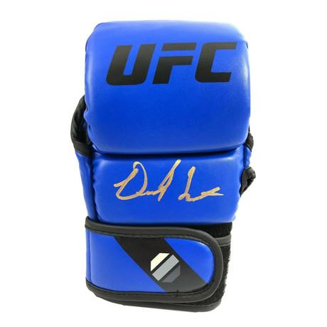 Derrick Lewis // Autographed UFC Glove