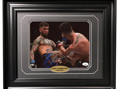 photo of Cody Garbrandt by Touch Of Modern
