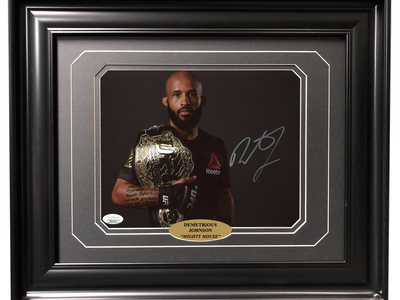 photo of Demetrious Johnson by Touch Of Modern