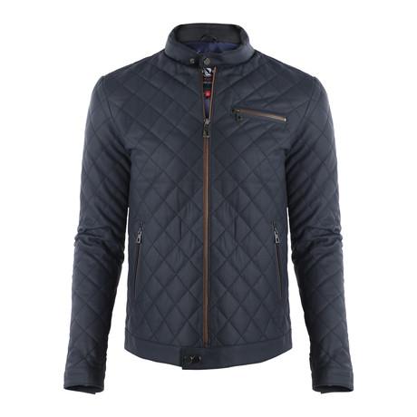 Doyle Leather Jacket // Black (XS)