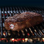 SteakChamp // 3-Color Thermometer