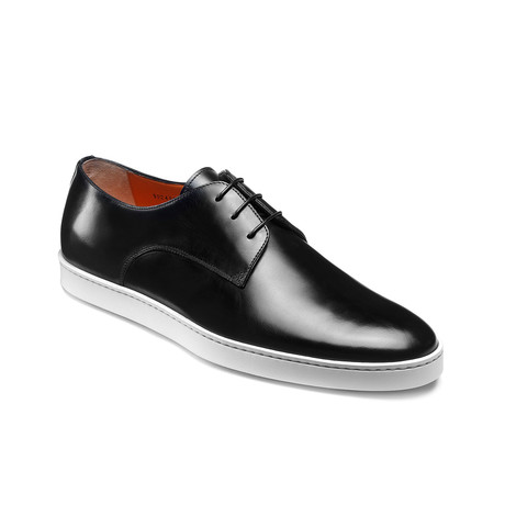 Doyle Plain Toe // Black (US: 7)