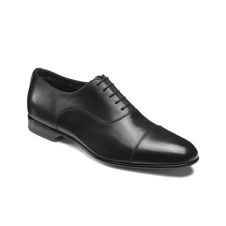 Darian Cap Toe Wide // Black (US: 7)