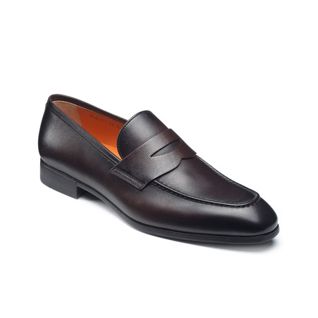 Gavin Penny Loafer // Brown (US: 7)