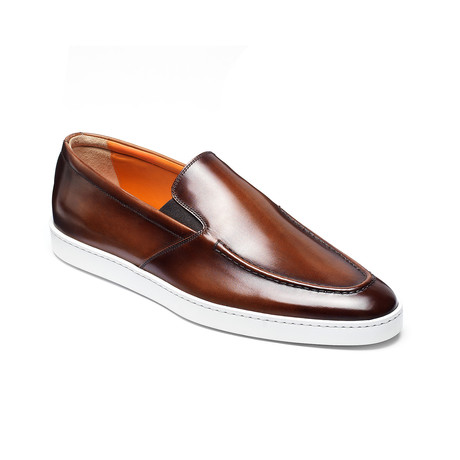 Farley Slip On // Brown (US: 7)