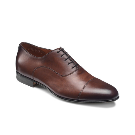 Darian Cap Toe Wide // Brown (US: 7)