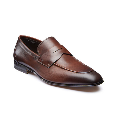 Gannon Penny Loafer // Brown (US: 7)