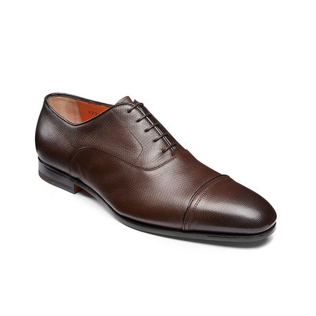 Iafet Cap Toe // Brown (US: 7)