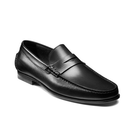 Ikangia Penny Loafer // Black (US: 7)