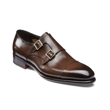 Ira Monk Strap // Brown (US: 7)