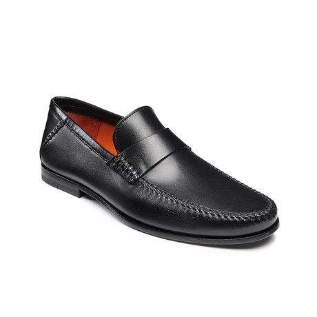 Paine Loafer // Black (US: 7)