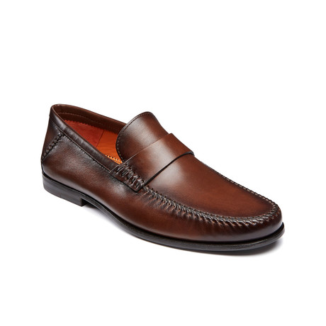 Paine Loafer // Brown (US: 7)
