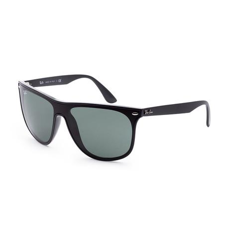 Men's RB4447N-601-7140 Sunglasses // Black + Gray