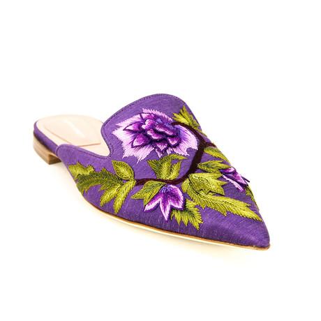 Mules // Purple (Euro: 35)