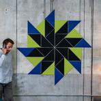 Felt Right Wall Art // Cyclops