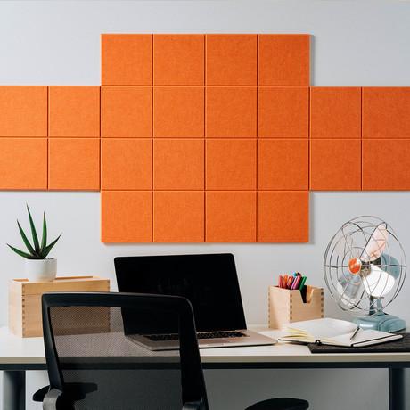 Felt Right Wall Art // Aries Desk Organizer