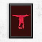 "Mandalorian (11""W x 17""H)"
