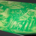 "Star Wars Original Trilogy // Alternative Movie Poster Set (24""W x 9""H)"