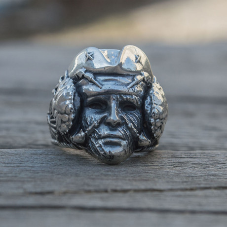 Pirate Ring // Silver (6)