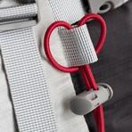 Rushmore Backpack // Gray