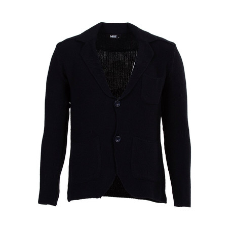 Louis Tricot Cardigan // Dark Blue (S)