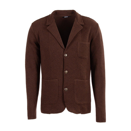 Marc Tricot Cardigan // Brown (S)