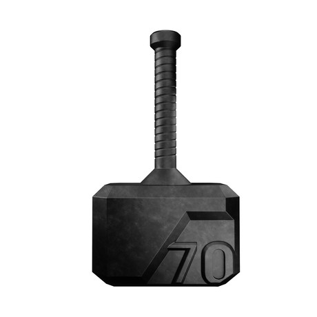 Thor Kettlebell // 70 lb