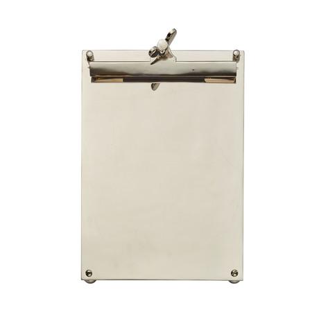 Scribner Notepad // Nickel (Large)