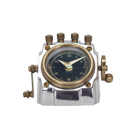 Professor Table Clock