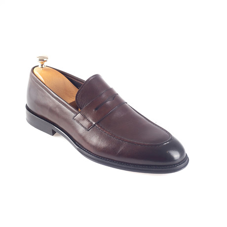 Elvin Loafer // Brown (Euro: 38)