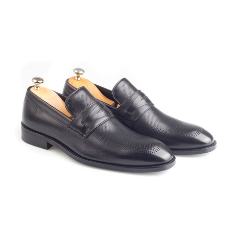 Kento Loafer // Black (Euro: 38)