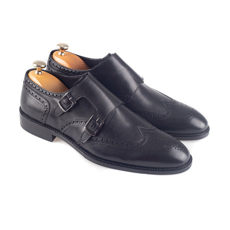 Konner Loafer // Black (Euro: 38)