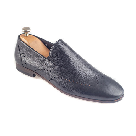 Ace Loafer // Black (Euro: 38)