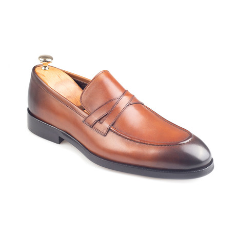 Adam Loafer // Brown (Euro: 38)