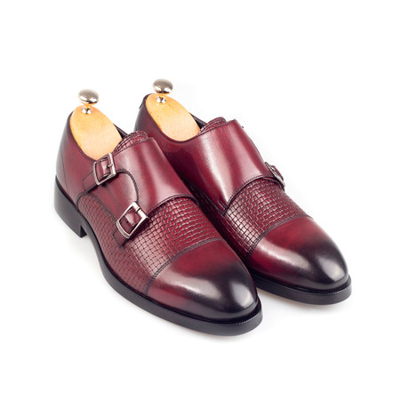 Kensington Loafer // Burgundy (Euro: 38)