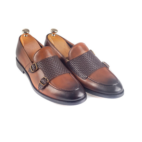 Guadalupe Loafer // Brown (Euro: 38)