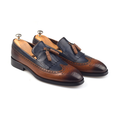 Preston Loafer // Brown (Euro: 38)