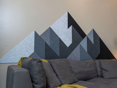 photo of Felt Right Wall Art by Touch Of Modern