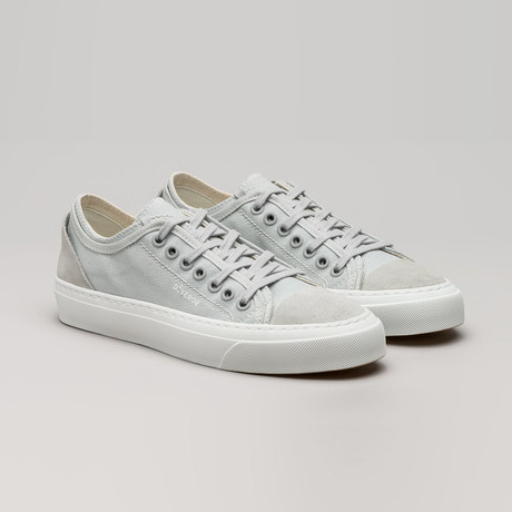 Full Color Canvas Sneakers V3 // Gray (Euro: 36)