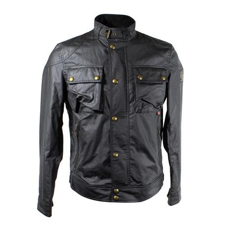 Racemaster Jacket // Black (Euro: 48)