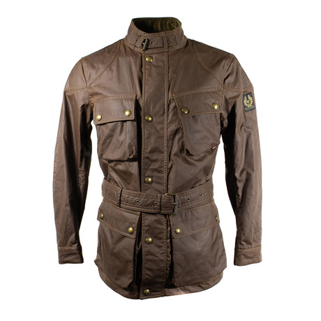 Trailmaster Jacket // Brown (Euro: 44)
