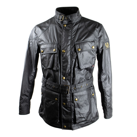 Trailmaster Jacket // Black (Euro: 44)