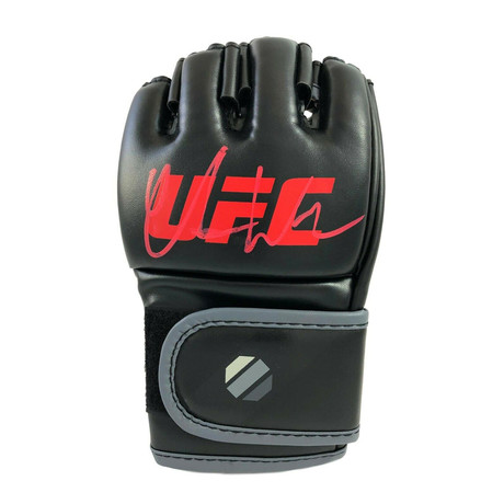 Chris Weidman // Autographed UFC Glove