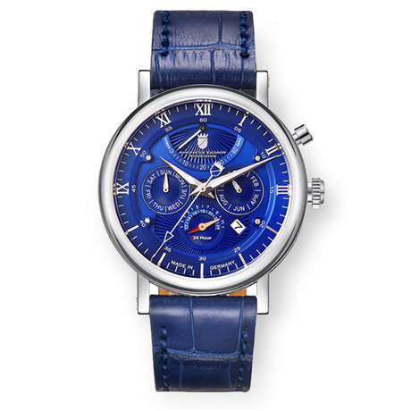 Waldhoff Multimatic Royal Blue Automatic // 03 B