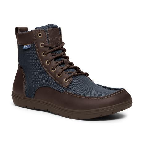Boulder Boot // Navy Stout (Size M3.5/W5)