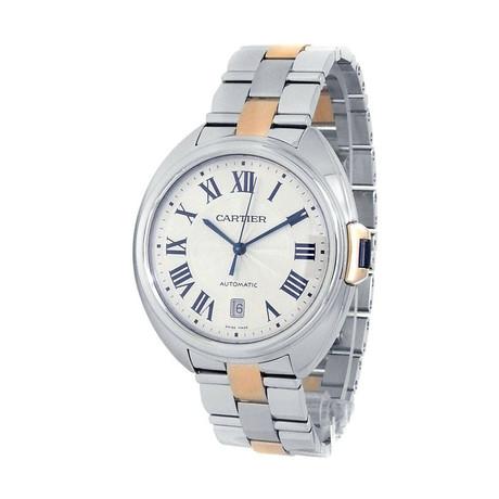 Cartier Cle de Cartier Automatic // W2CL0004 // Pre-Owned