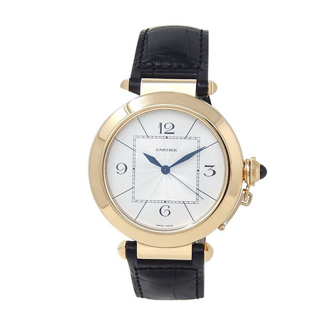 Cartier Pasha Automatic // W3019351 // Pre-Owned