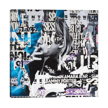"""Kurt // Benjamin Phillips (26""""W x 26""""H x 1.5""""D)"""