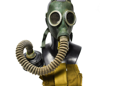 photo of Soviet Russian Gas Mask by Touch Of Modern